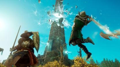 New World, FIFA22, CS:GO, Battlefield2042 — в свежем чарте Steam