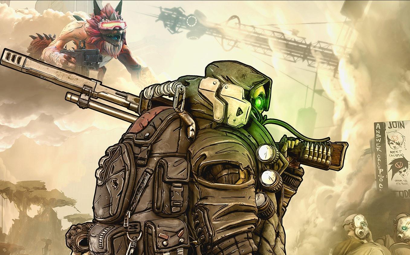 Последний персональный трейлер Borderlands3 посвящён охотнику З4ЛПу