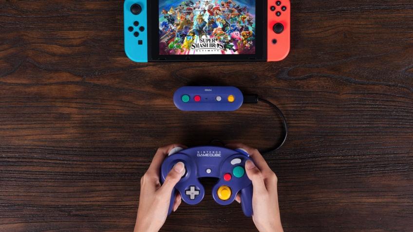 GBros. позволит подключить к Nintendo Switch классические геймпады