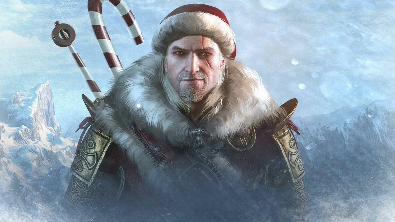 Разработчики и издатели поздравляют с Новым годом и Рождеством