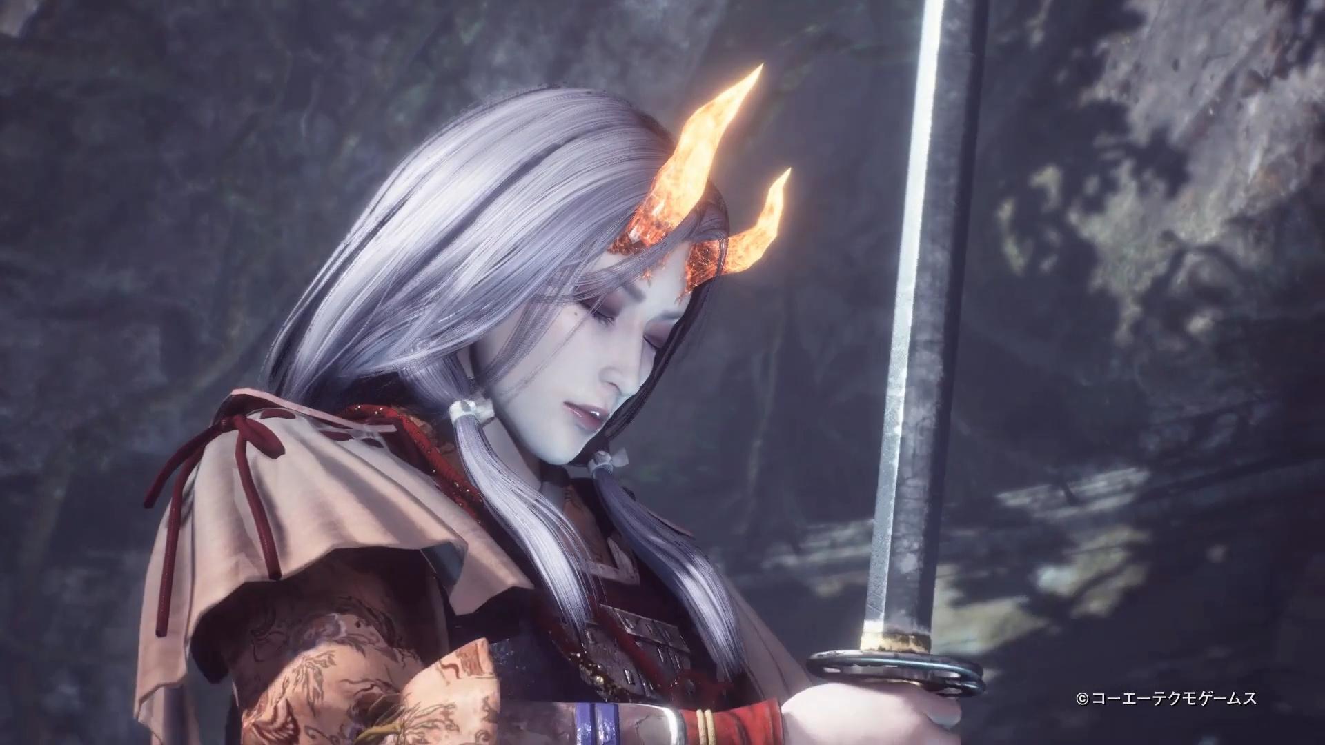Для Nioh2 выходит третье и финальное дополнение — «Первый самурай»