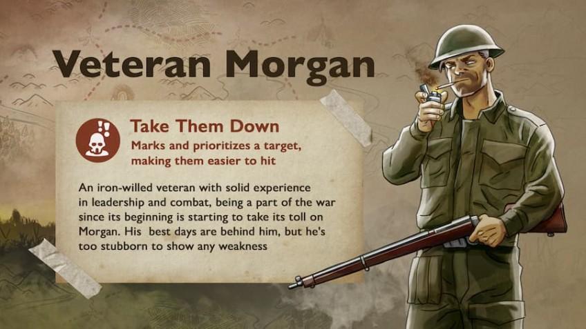 Военная тактика Broken Lines выйдет в Steam25 февраля