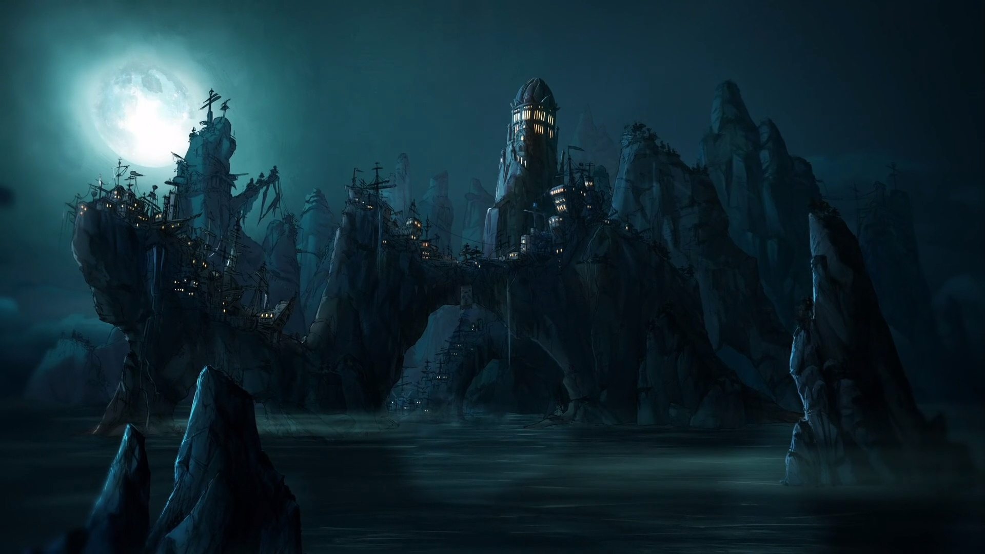 Издательство Riot Forge анонсировало свою первую игру — Ruined King