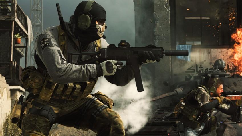 Игроки открыли первую дверь убежища в Call of Duty: Warzone