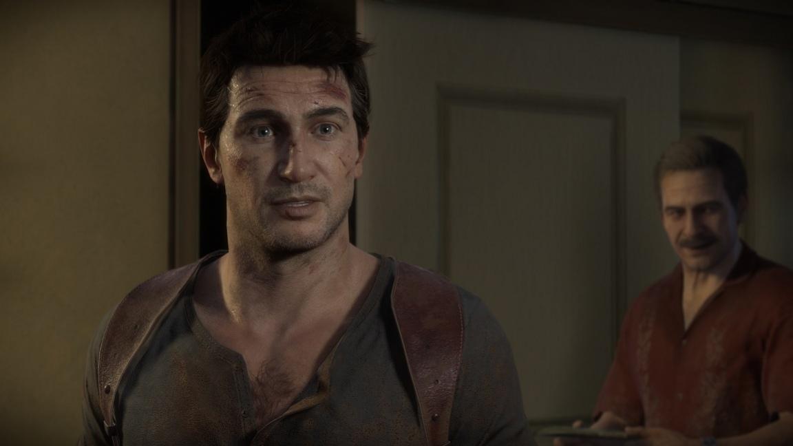 Испанцы изготовили к празднику огня огромную PS4 с Натаном Дрейком