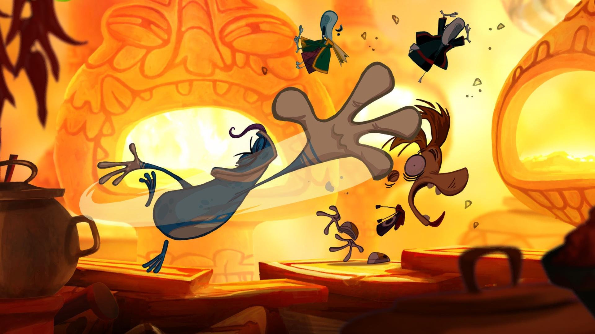 Ubisoft подарит Rayman Origins тем, кто посмотрит спидран Rayman2