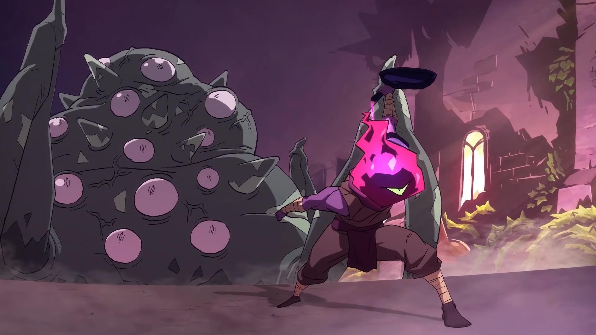 Появился анимационный трейлер дополнения The Bad Seed для Dead Cells