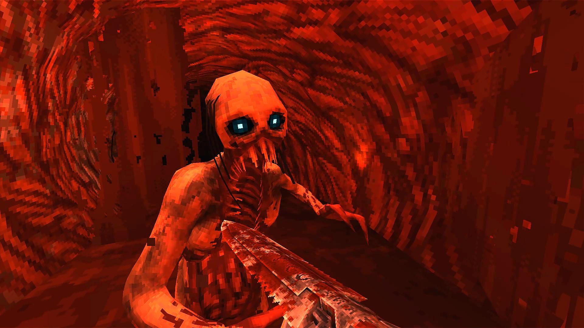 Ретрошутер WRATH: Aeon of Ruin вышел в ранний доступ