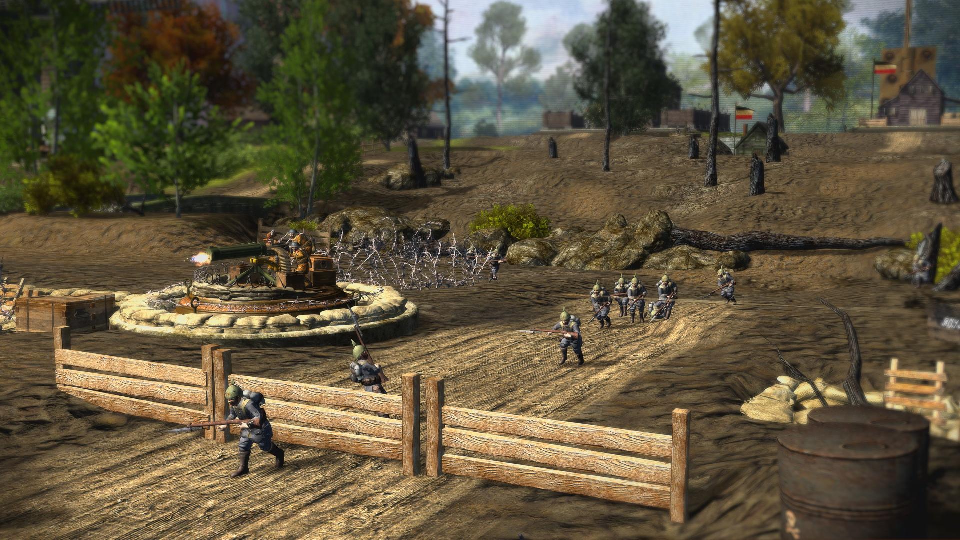 Toy Soldiers перевыпустят для PS4, Xbox One, Nintendo Switch и PC