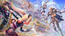 Авторы TERA Battle Arena рассказали о режимах