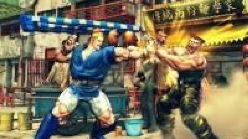 Street Fighter4 определился с датой