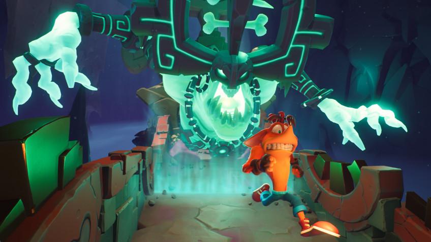Новый трейлер Crash Bandicoot4 посвятили демоверсии игры