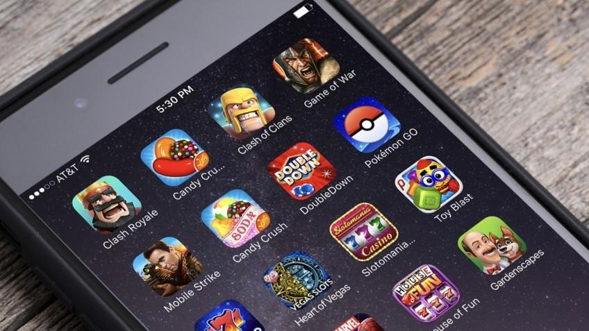Мобильные геймеры скачали больше11 миллиардов игр во втором квартале 2019 года