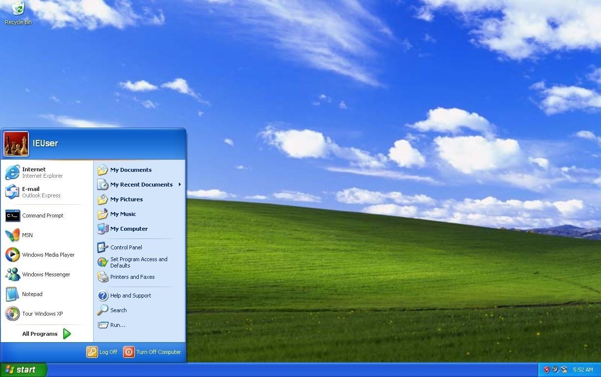 Классические интернет-игры Microsoft скоро отключат на Windows XP, ME и7