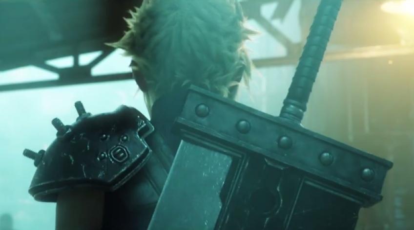 Анонсирован ремейк Final Fantasy7