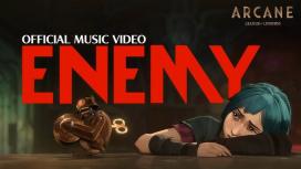 К сериалу «Аркейн» выпущен клип от Imagine Dragons и J.I.D