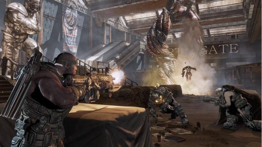 Gears Tactics всё ещё в разработке, хотя и не появилась на E3 2019