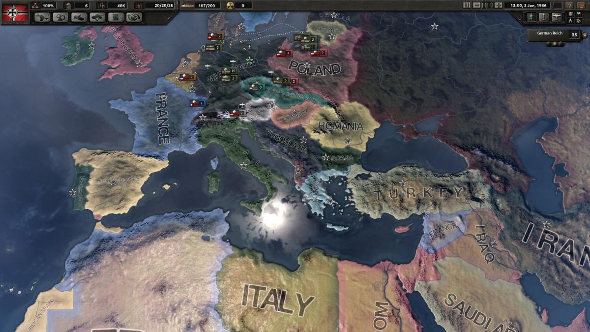 Первое дополнение для Hearts of Iron4 добавит в игру систему автономий