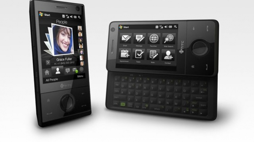 HTС анонсировала Touch Pro