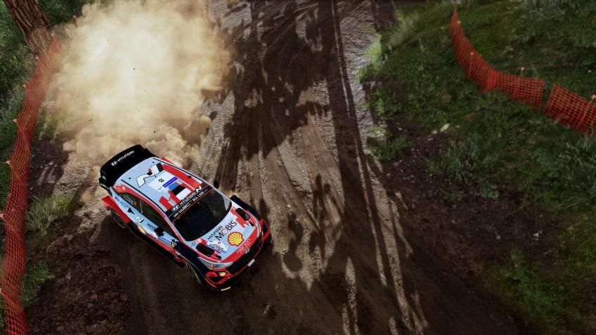 WRC 10 отпразднует 50-летие чемпионата — трейлер и первые детали ралли