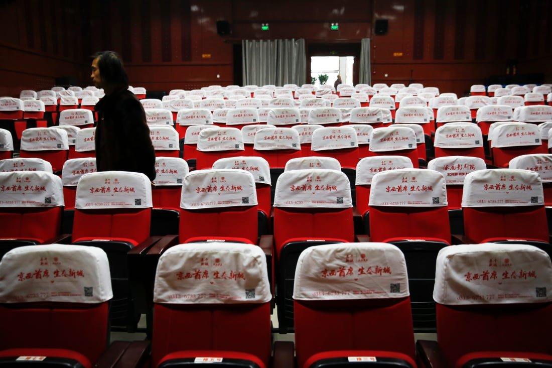 Китайский кинопрокат терпит финансовые убытки из-за коронавируса