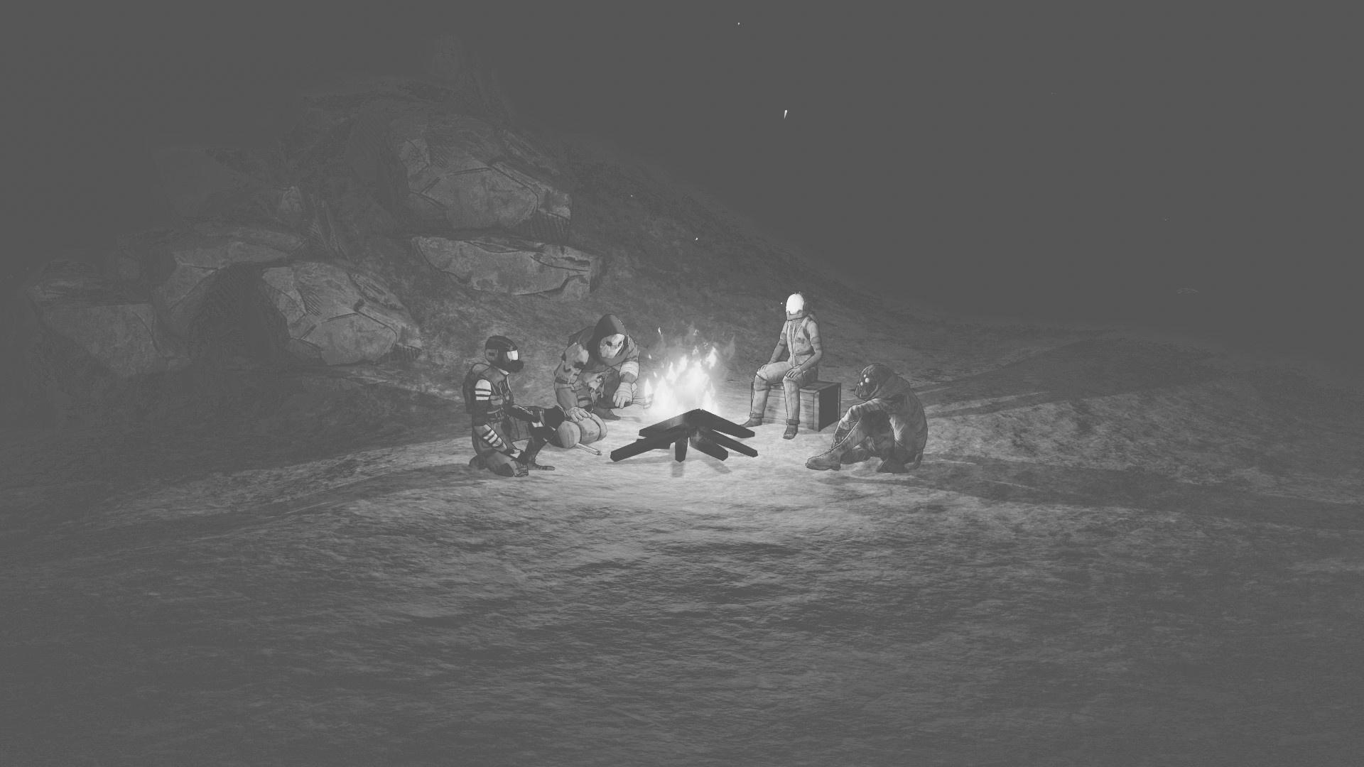 Постапокалиптическая выживалка Ashwalkers вышла на PC