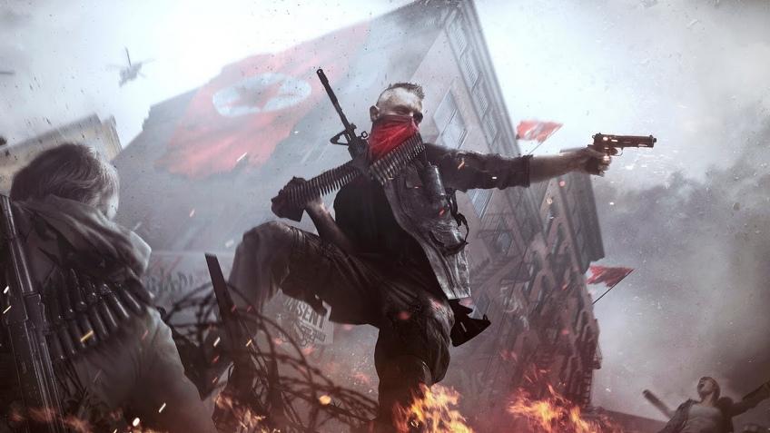 Историю компании Apex из Homefront: The Revolution рассказали в псевдодокументальном фильме