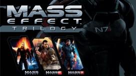 Трилогия Mass Effect поступила в продажу