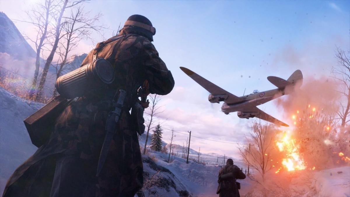 Battlefield V: время играть и читать