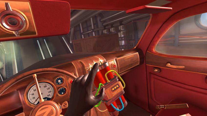 I Expect You to Die заработала больше2 млн долларов на Oculus Quest