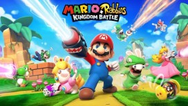 Слух: новости о кроссовере Mario + Rabbids Kingdom Battle
