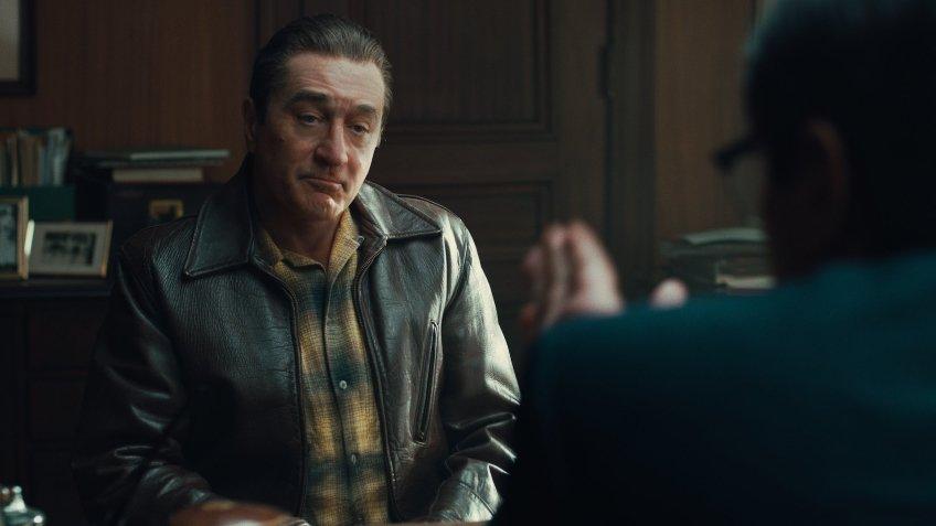 Вышел полноценный трейлер фильма «Ирландец» Мартина Скорсезе