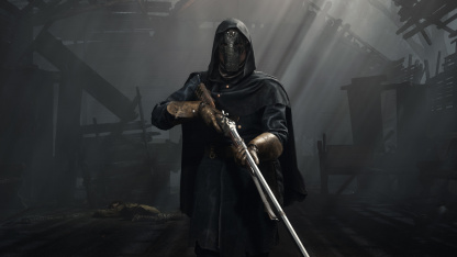 Обновление1.6.2 добавит в Hunt: Showdown новое оружие