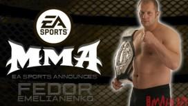 Емельяненко будет сражаться за Electronic Arts