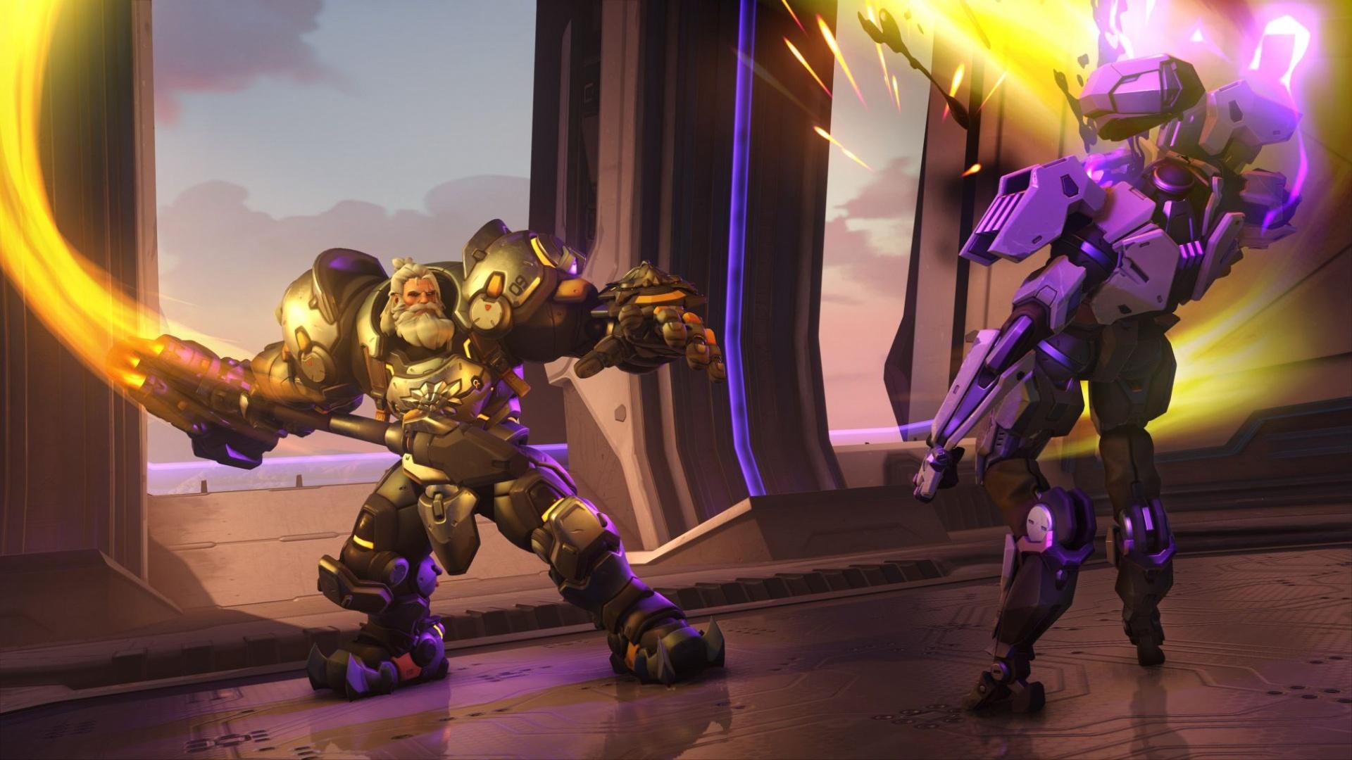 Руководство Blizzard было сложно убедить в слиянии Overwatch и Overwatch2