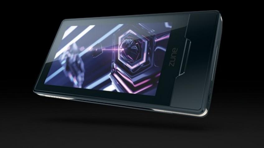 NVIDIA рассказала про Tegra в плеере Zune HD