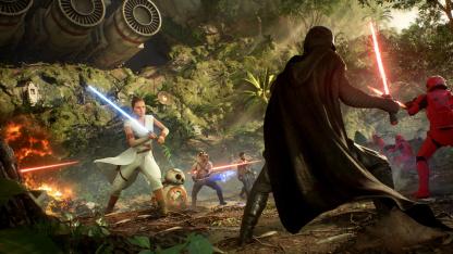 Star Wars: Battlefront II стала следующей бесплатной игрой Epic Games Store
