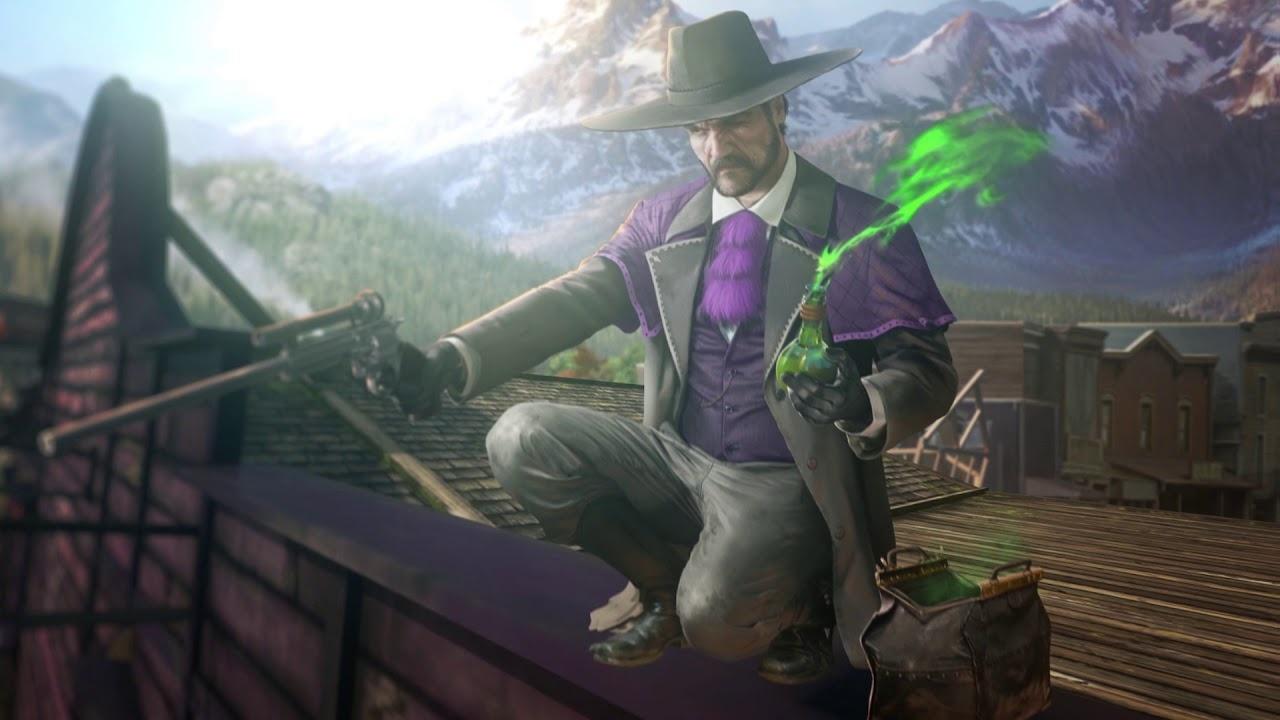 Desperados III выйдет летом, и в игру вернётся Док Маккой