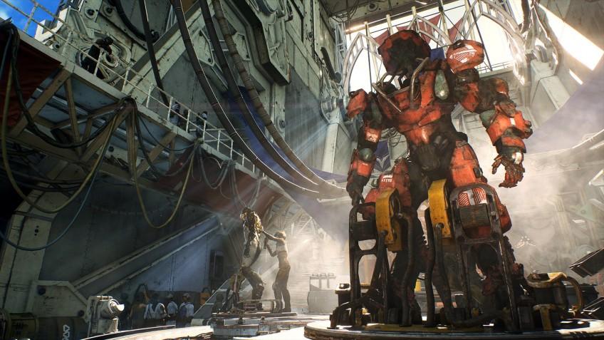 Генеральный директор EA признал, что Anthem «работает не очень хорошо»