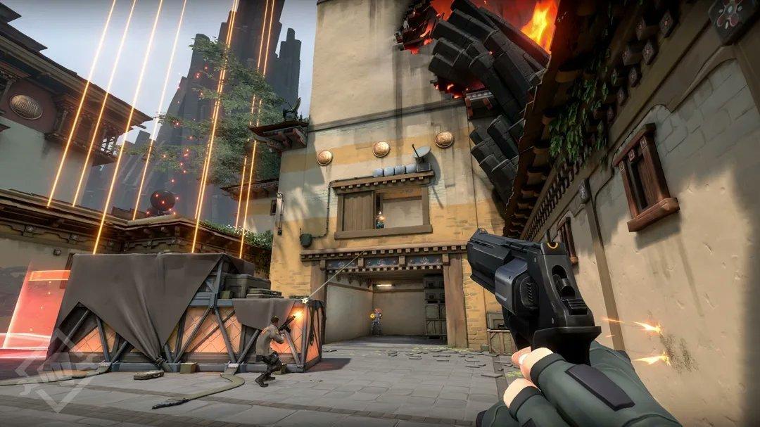 Шутер Valorant от Riot Games: новый геймплейный ролик и впечатления Игромании