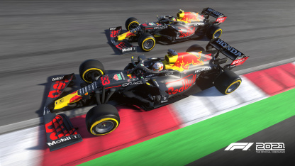 К релизу F1 2021 приурочили зрелищный трейлер