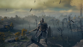 Утечка: полминуты геймплея Elden Ring