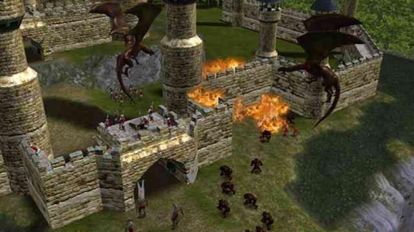 Stronghold Legends поступила в продажу