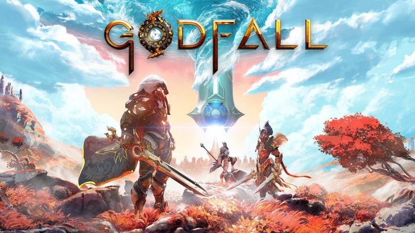 Разработчики Godfall показали обложку игры для PS5