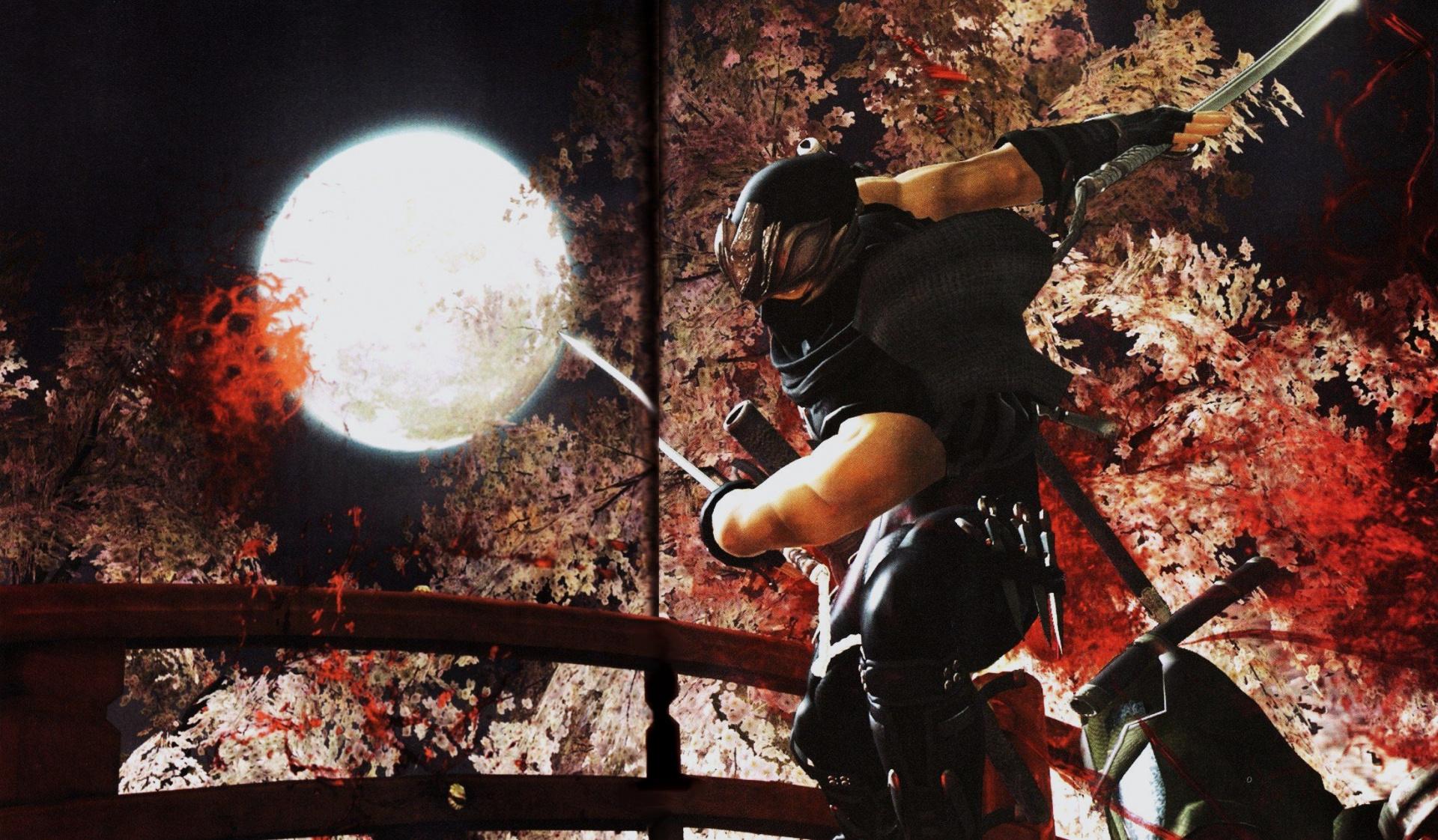 Свежий геймплейный ролик Ninja Gaiden: Master Collection посвятили экшену