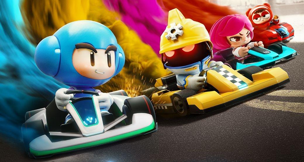 Авторы KartRider: Drift в июне покажут нового гонщика, карты и треки