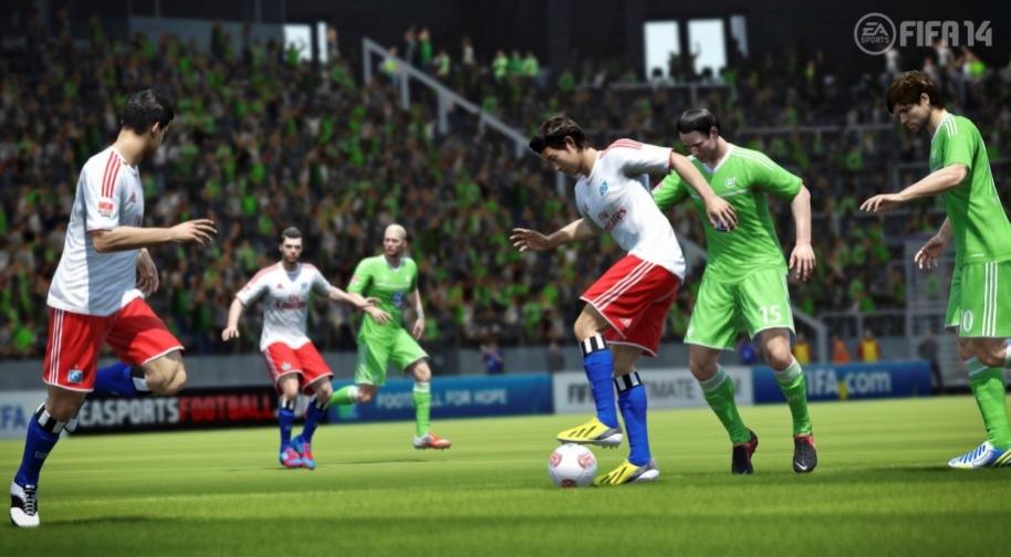 EA набирает тестеров для FIFA14