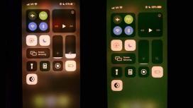 Пользователи iPhone сообщают о позеленении экрана