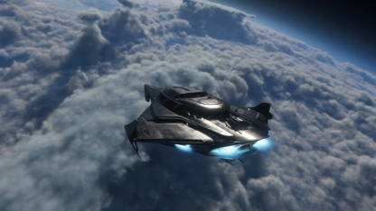 Создатели Star Citizen представили систему Пайро и новый корабль