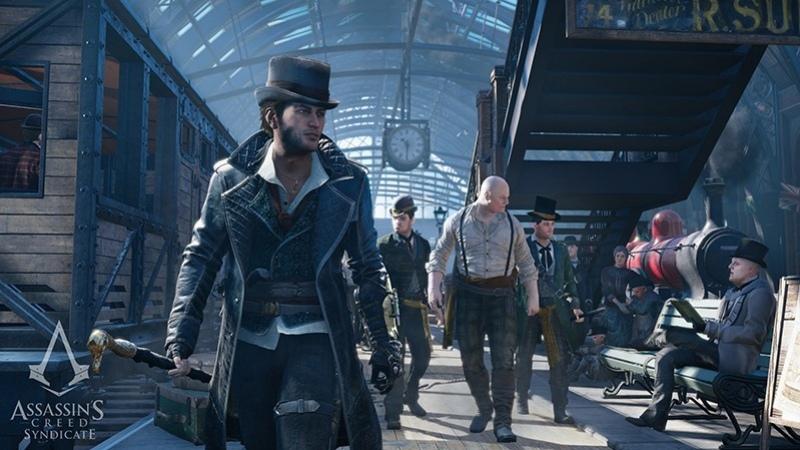 За предзаказ «Assassin's Creed: Синдикат» подарят миссии про Дарвина и Диккенса